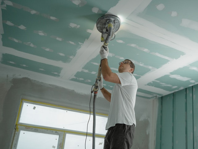 Popcorn Ceiling Removal in The Bay Area