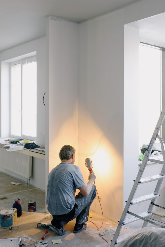 Drywall Sanding Techniques
