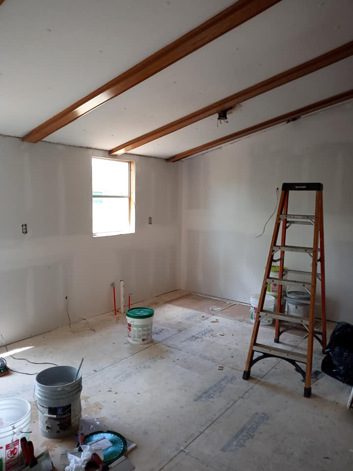 Ceiling Drywall Repair