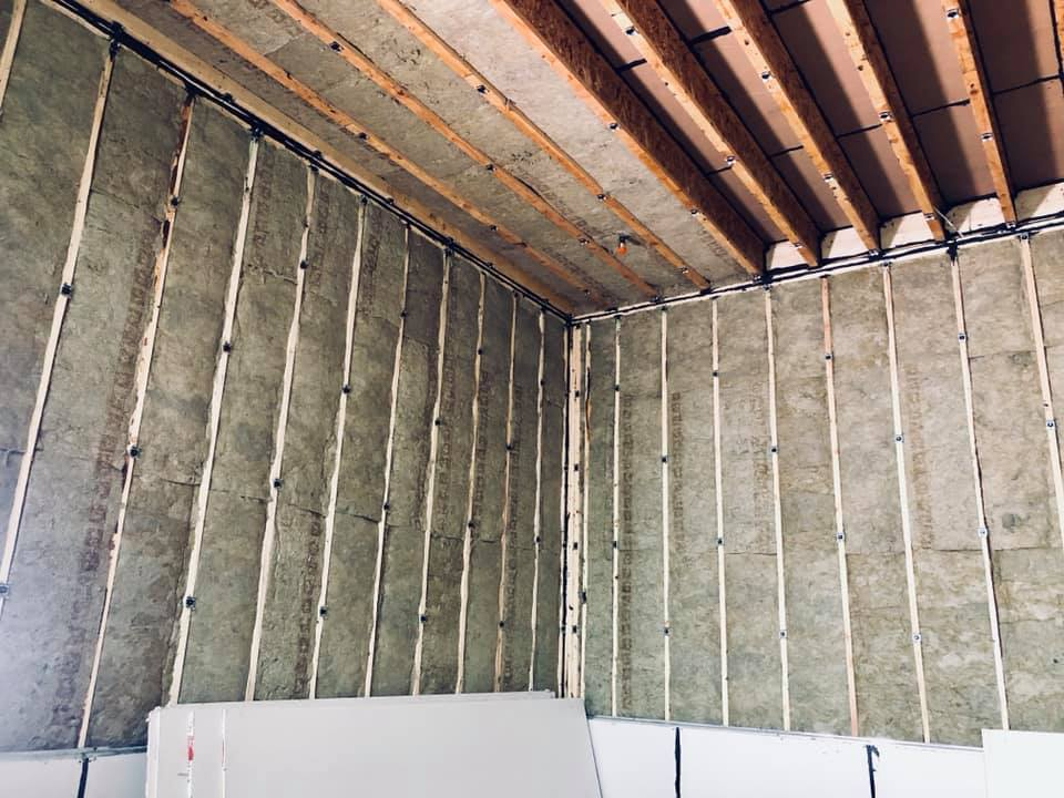 Room Soundproofing